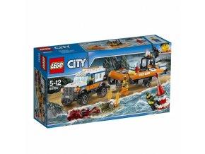 LEGO 60165 City Vozidlo zásahové jednotky 4x4