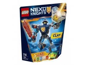 LEGO 70362 Nexo Knights Clay