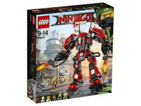 LEGO 70615 Ohnivý robot