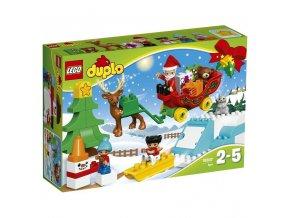 LEGO 10837 Santovy Vánoce