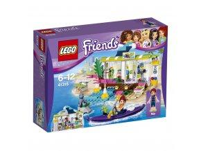 LEGO 41315 Friends Surfařské potřeby v Heartlake