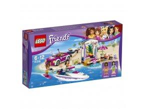LEGO 41316 Friends Andrein vůz