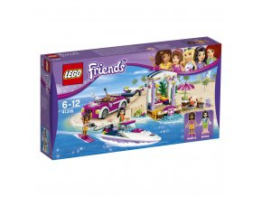 LEGO 41316 Friends Andrein vůz