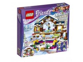 LEGO 41322 Friends Kluziště v zimním