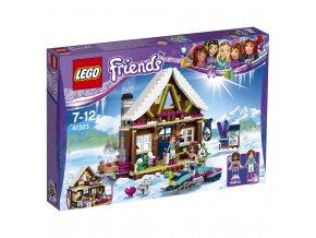 LEGO 41323 Friends Chata v zimním