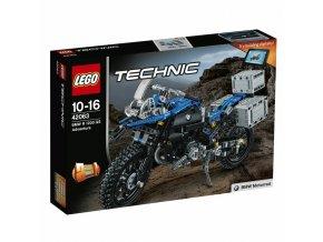 LEGO 42063 Technic BMW R 1200GS