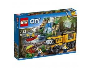 LEGO 60160 City Mobilní laboratoř