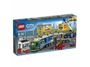 LEGO 60169 City Nákladní terminál
