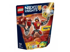 LEGO 70363 Nexo Knights Macy