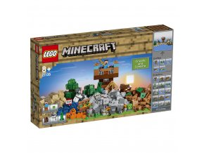 LEGO 21135 Minecraft Kreativní box