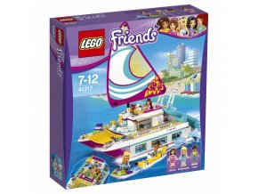 LEGO 41317 Friends Katamarán