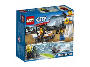 LEGO 60163 City pobřežní hlídka