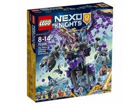 LEGO 70356 Nexo Knights Úžasně ničivý Kamenný kolos