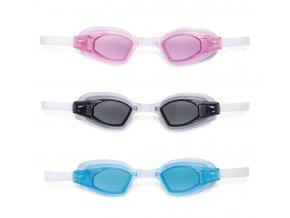 Intex brýle plavecké free style