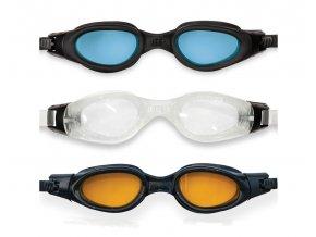 Intex brýle plavecké profi