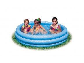 Intex bazén modrý 114x25cm