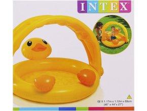 Intex bazének Baby-kačenka