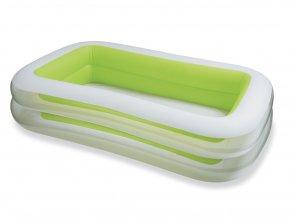 Intex bazén rodinný obdélník  262x175x56cm