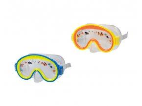 Intex brýle potapěčské
