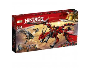 LEGO 70653 Ninjago Firstbourne