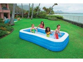 Intex bazén  nafukovací,305x183x56cm