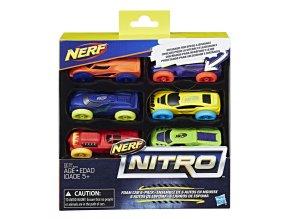 Nerf Nitro náhr.nitro 6ks