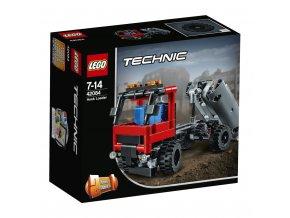 LEGO 42084 Technic hákový nakladač