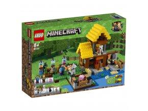LEGO 21144 Minecraft Farmářská