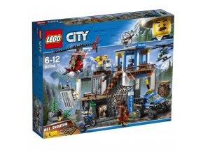 LEGO 60174 City Horská policejní stanice