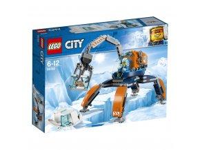 Lego 60192  City Polární pásové vozidlo