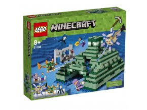 Lego 21136 Minecraft Památník v oceánu