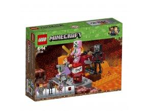 Lego 21139 Minecraft Podzemní souboj