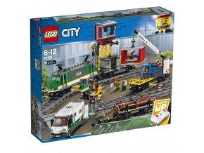 Lego 60198 City Nákladní vlak