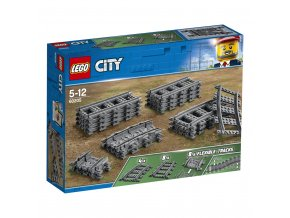 Lego 60205 City Koleje