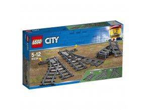 Lego 60238 City Výhybky
