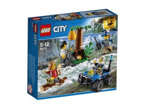 LEGO 60171 City Zločinci na útěku