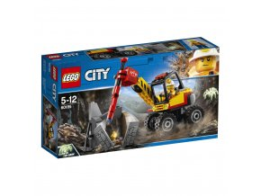 LEGO 60185 City Důlní drtič kamenů
