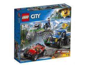 LEGO 60172 City Honička v průsmyku
