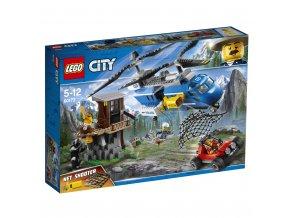 LEGO 60173 City Zatčení v horách