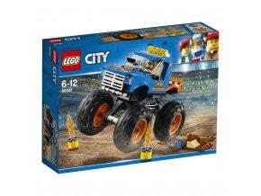 LEGO 60180 City Monster truck