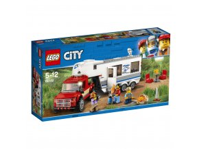LEGO 60182 City Pick-up a karavan