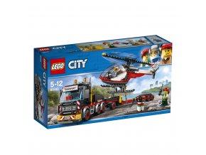 LEGO 60183 Tahač na přepravu
