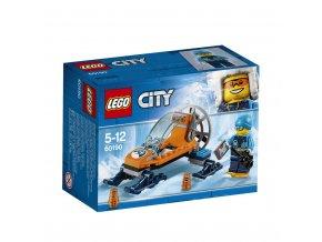 Lego 60190 City Polární sněžný kluzák