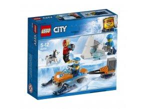 Lego 60191 City Průzkumný polární tým