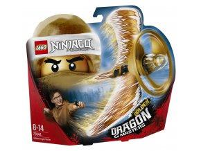 Lego 70644 Ninjago Zlatý dračí mistr