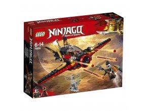 Lego 70650 Ninjago Křídlo osudu