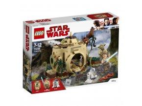 Lego 75208 Star Wars Chýše Mistra Yody