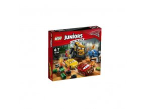 Lego 10744 Juniors Závod Thunder Hollow Crazy 8