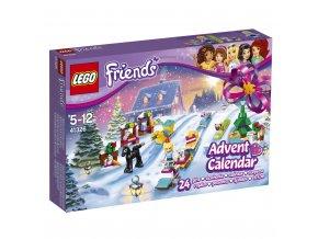 LEGO 41326 Friends adventní kalendář