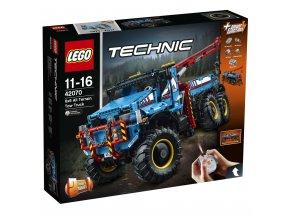 Lego 42070 Technic Terénní odtahový vůz 6x6